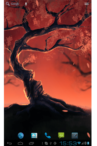 Woody Land :  Tree live wallpaper Parallax 3D free 2.5.5 screenshots 11