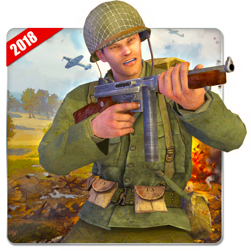 Baixar Call Of Courage : WW2 FPS Action Game para Android