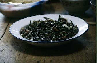 Photo: 03511 経棚郊外/克什克謄旗の旗長の歓迎パーティー/食事