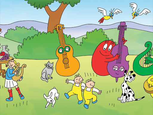 玩免費教育APP|下載Barbapapa musical instruments app不用錢|硬是要APP