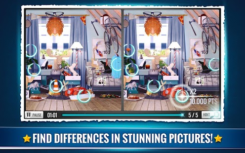 Find the Difference - Rooms- screenshot thumbnail