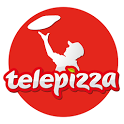 Telepizza Food and pizza delivery icon