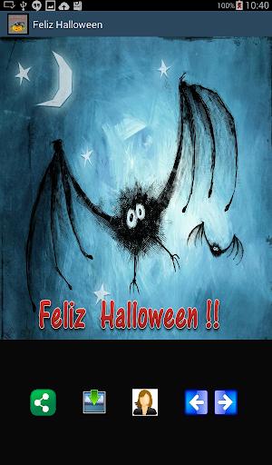 Postales de Halloween