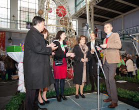 Photo: 23rd IWCB Christmas Bazaar Grand Opening