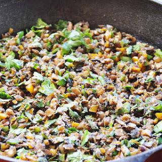 Smoky Mushroom Tinga (Vegan and Gluten-Free)