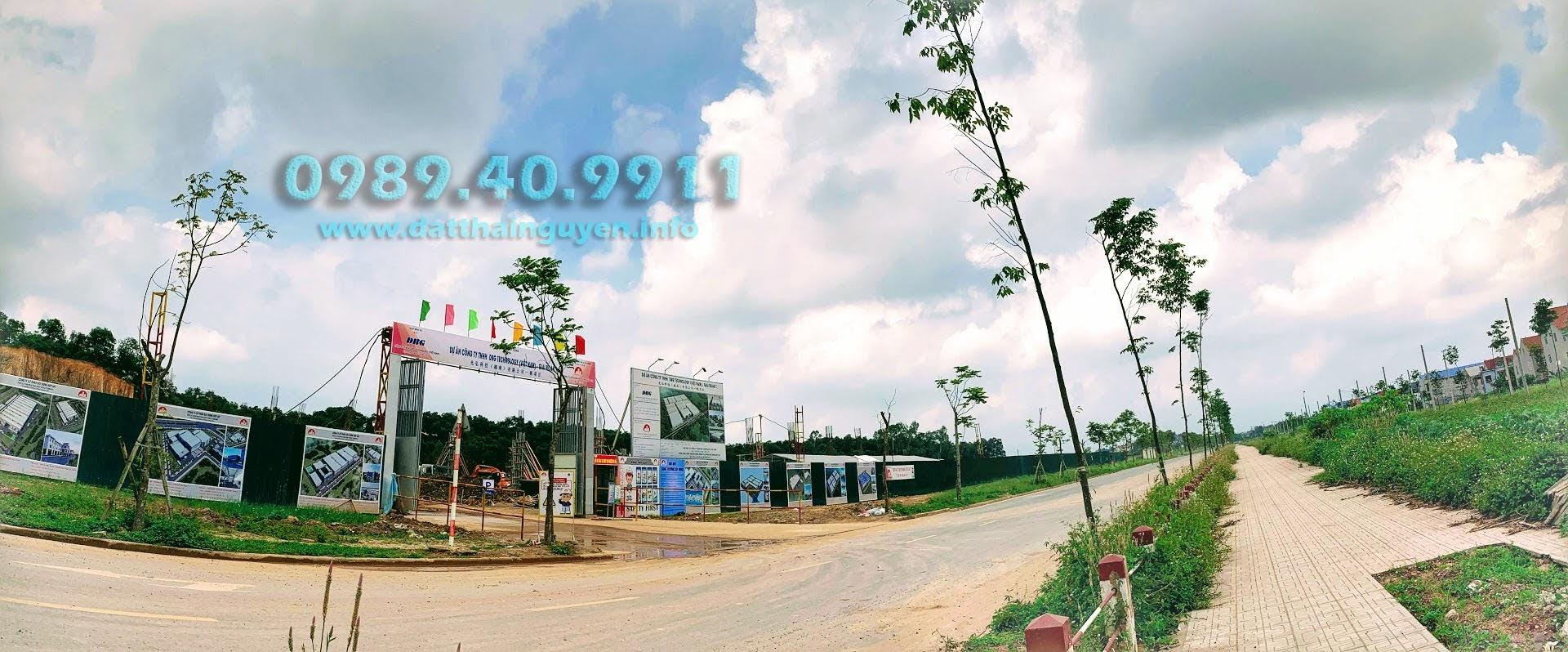 Đất đấu giá khu công nghiệp Yên Bình 2