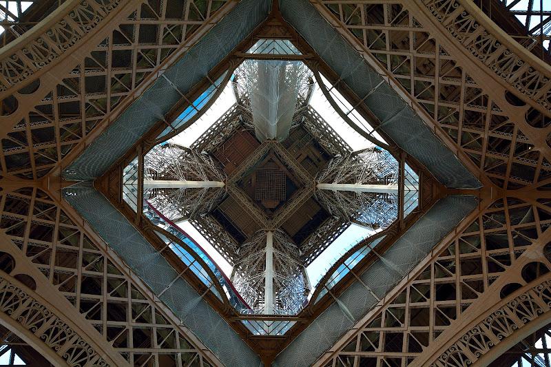 Parigi sotto la gonna di Andrea Corsi