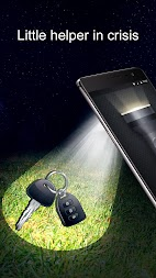 Brightest Flashlight - Bright LED Light APK screenshot thumbnail 2