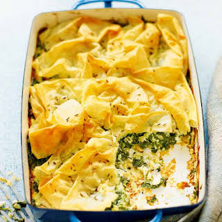 Vegetarian Filo Pie Recipes.