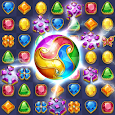 Jewel Mystery - Match 3 Story Adventure