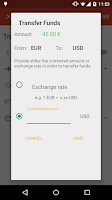 Screenshot of GnuCash