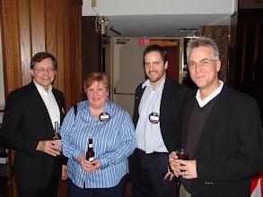 Photo: Mike Swayne, Cathy Godin, Andrew Douma, Adam Beales