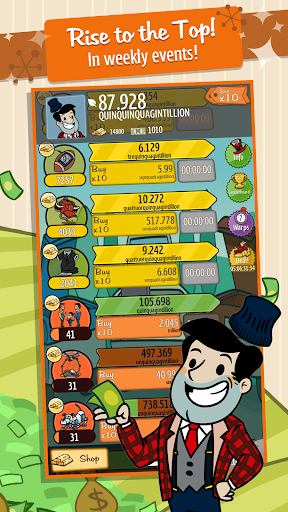 AdVenture Capitalist screenshot 13