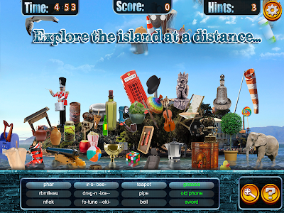 Hidden Objects Alcatraz Escape screenshot 3