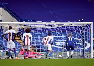 Chelsea et un excellent Chillwell battent Crystal Palace, Benteke et Batshuayi absents