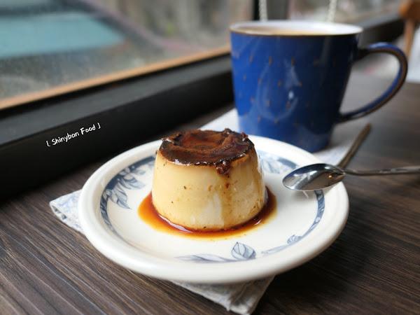 台北萬華—丸花豆倉|簡單的咖啡、甜點與生活