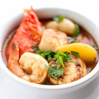 Slow Cooker Seafood Stew
