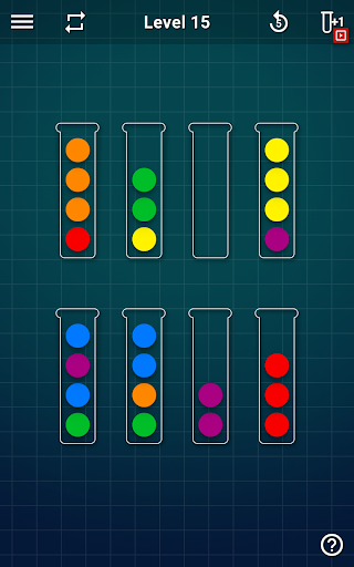 Ball Sort Puzzle - Color Sorting Games android2mod screenshots 9
