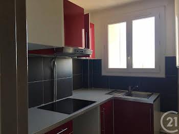 Appartement 4 pièces 78,18 m2