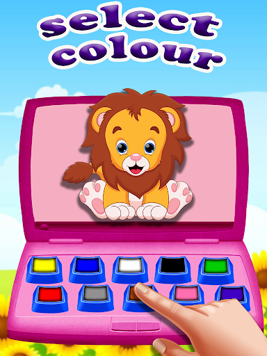 Kids Computer: Number & Alphabet Learning Activity 1.1 screenshots 4