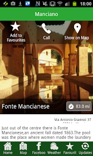Manciano- screenshot thumbnail