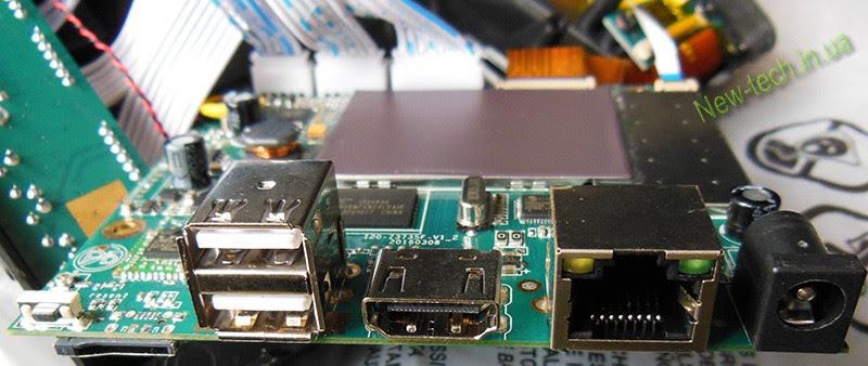 PiPO X8 main board