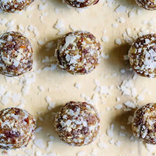 10-Minute No-Bake Snack Bites.