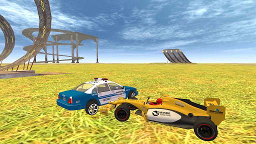 Formula Car Racing u2013 Police Chase Game 1.19 screenshots 12