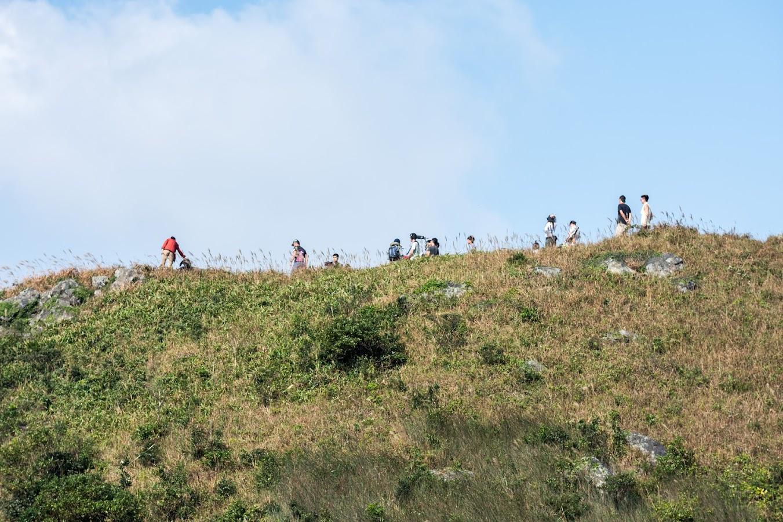象山 飛鵝山 自殺崖 南脊落山 Kai Hin S Travel Blog