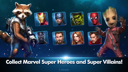 MARVEL Future Fight Mod Apk 6.1.0 (Unlimited Money + Gold) 4