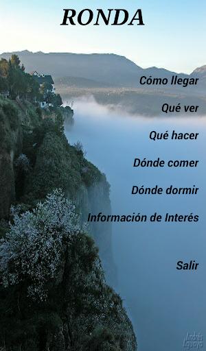 Ronda Ciudad Sou00f1ada 1.0 screenshots 2