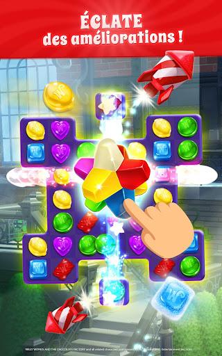 Wonka : Monde des Bonbons – Match 3  captures d'écran 4