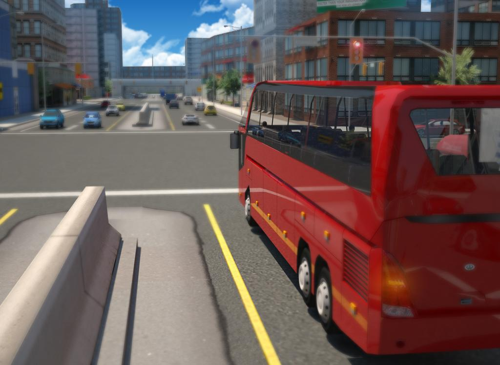 city bus simulator 2015 android apps on google play. Black Bedroom Furniture Sets. Home Design Ideas
