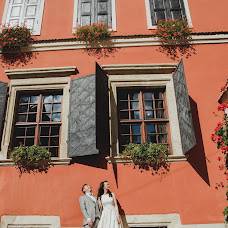 Wedding photographer Vadim Plysyuk (Plysiuk). Photo of 07.10.2017