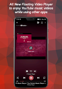 Pi Music Player - MP3 Player, YouTube Music Videos Screenshot
