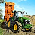 Puzzles Tractor John Deere icon
