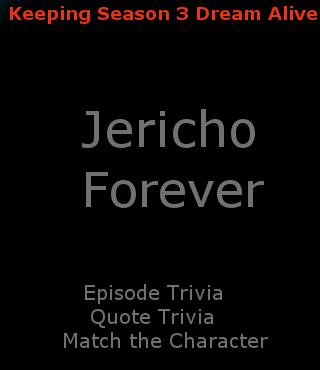 Jericho TV Show Trivia