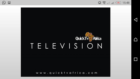QuickTvAfrica Television - náhled