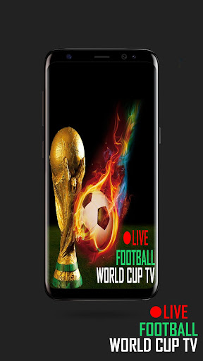 Live Football WorldCup & Sports Live Tv Streaming  screenshots 1