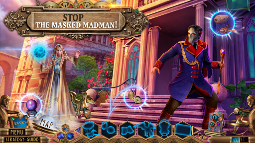 Hidden Objects - Spirit Legends: Time For Change  screenshots 1