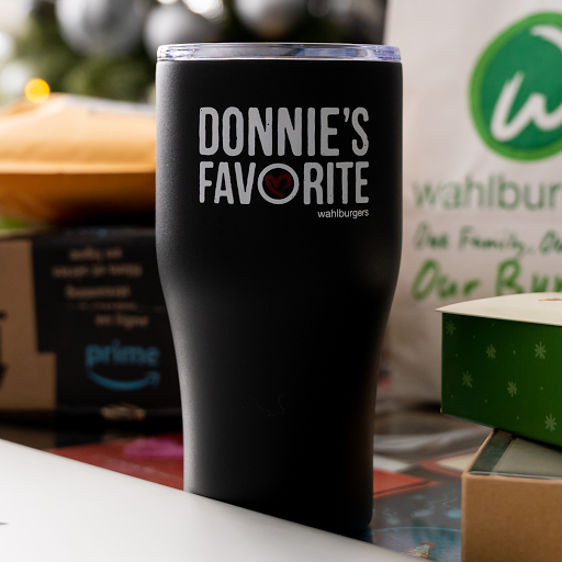 Donnie's Favorite Tumbler
