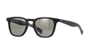 Garrett Leight Brooks X 2083 MBK/PGY Pure Grey Sunglasses | Pretavoir