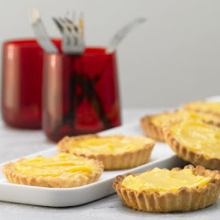 English-Style Lemon Tart