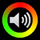 Controle de som - som fixo icon