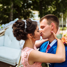 Wedding photographer Dmitriy Malafeev (Marksman). Photo of 14.08.2017