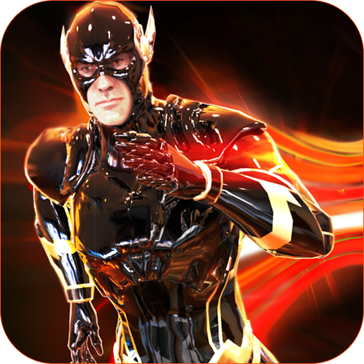 Light speed hero-future hero criminal mafia battle (game)