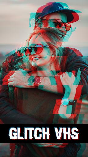 Glitch Photo Editor Glitch Effect Video Maker Apk Download Free