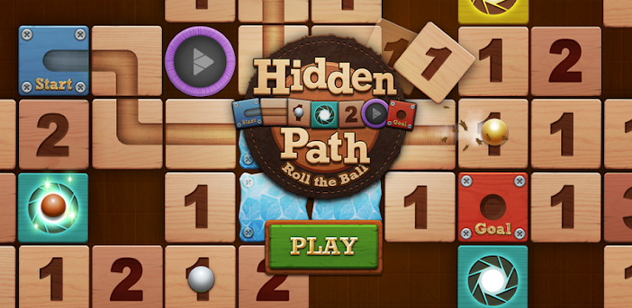 Roll the Ball: Hidden Path