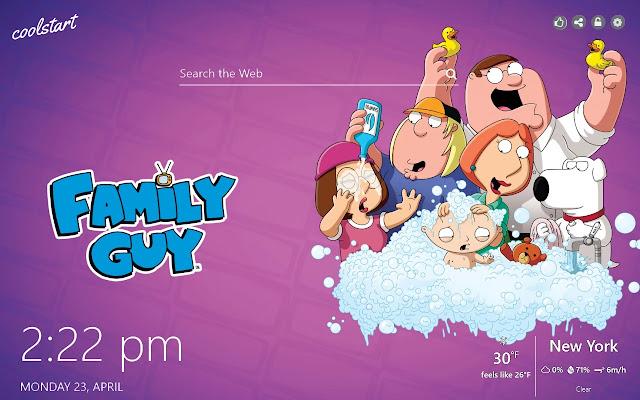 Family Guy HD Wallpapers Cartoon Themes