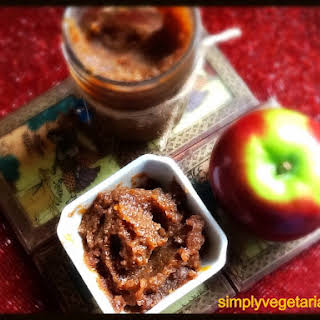 Apple Pears and Dates Chutney / Compote.
